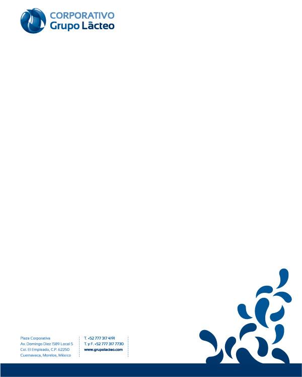 Diseños de hojas membretadas gratis - Imagui